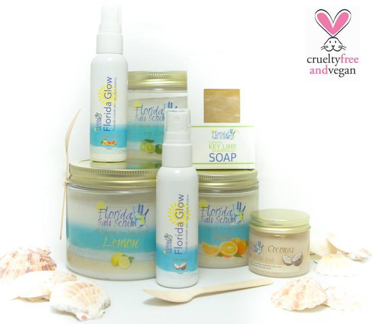 Coconut Oil for skin salt scrubs